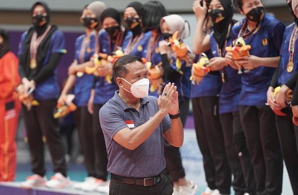 Menpora Amali Dorong PBVSI Gelar Kejuaraan di GOR Indoor Koya Koso
