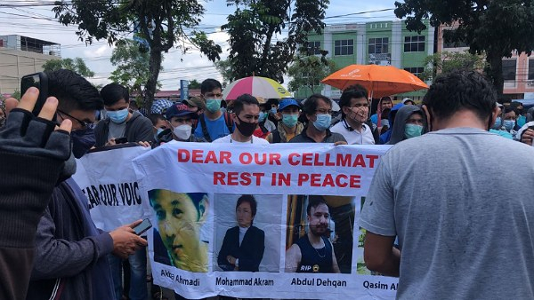 Imigran Tuntut Segera Ditransfer ke Negara Ketiga, Kesbangpol Pekanbaru: Sudah Dijelaskan Berkali-kali