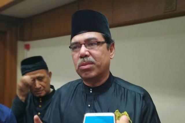 Kabar Duka, Ketua MKA LAMR Datuk Seri Al Azhar Wafat