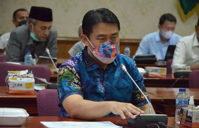 Kasus Covid-19 Menurun, Anggota DPRD Riau Boleh Pilih Ikut Rapat Paripurna Secara Fisik Atau Virtual