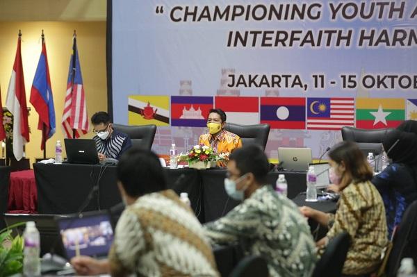 AYIC 2021 Bangun Kerukutan Umat Beragama di ASEAN