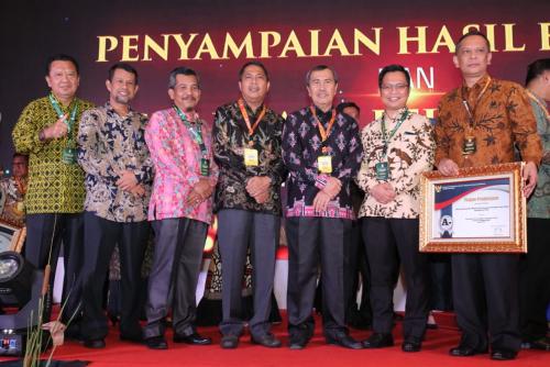 Terapkan Pendaftaran Berobat dan Pengaduan Online, RSUD Tengku Rafian Siak Dapat Penghargaan