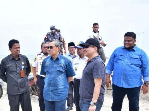 Gubri Syamsuar Tunggu Keseriusan Bupati Bengkalis Kembangkan Pariwisata Pulau Rupat