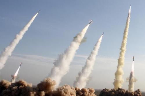 Iran Kembali Bombardir Pangkalan Militer Amerika Serikat dengan 8 Roket
