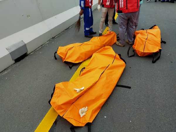 Ini Penyebab Kecelakaan Maut yang Tewaskan Lima Orang di Jalan Tol Pekanbaru-Dumai