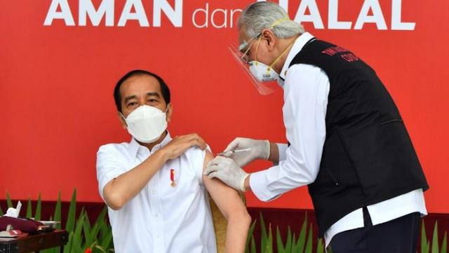 Dinyatakan Halal dan Aman, Ketua IDI Riau Siap Jadi Penerima Vaksin Pertama