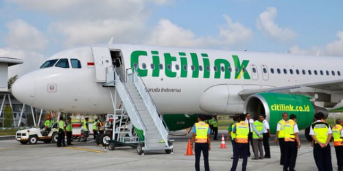 Citilink dan Lion Air Diskon Harga Tiket Hingga 60 Persen