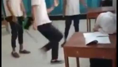 Siswi SMP Muhammadiyah yang Dianiaya 3 Siswa dalam Kelas Ternyata Penyandang Disabilitas
