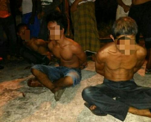 Polisi Masih Memburu Otak Pelaku Pencurian Mesin Kapal Sitaan Kejari Selatpanjang dan Polair Polda Riau
