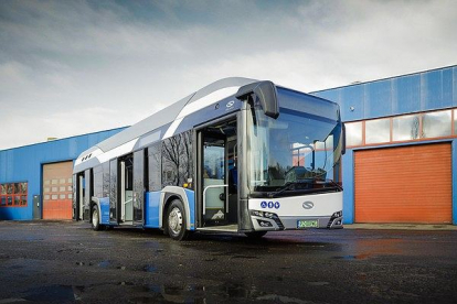 Bukan Bus Listrik, Kota Konin Polandia akan Pakai Bus Hidrogen untuk Transportasi Umum
