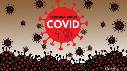 33 Daerah Ini Masih Berstatus Zona Merah Pandemi Corona, 8 di Sumatera