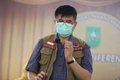 Sedang Diproses, RSUD Arifin Achmad Ajukan Insentif Tenaga Medis hingga Desember