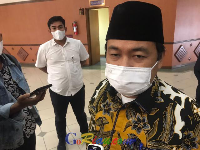 Sekolah Tatap Muka di Riau, Ketua DPRD Riau: Guru dan Siswa Harus Sudah Divaksin