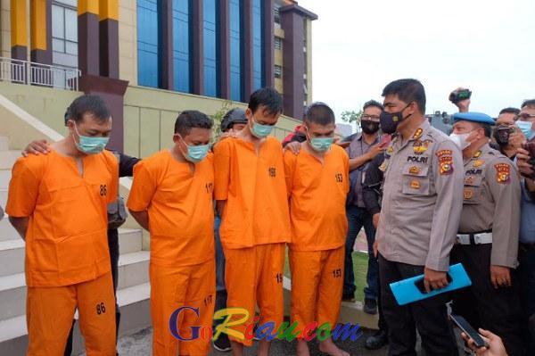 Tiga dari Empat Rampok Mesin ATM yang Raup Rp 755 Juta Ternyata Mantan Prajurit TNI