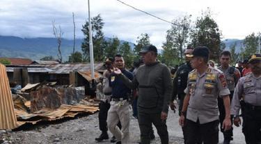 Kapolda Papua Sebut Penikaman Pekerja di Wamena Ada Hubungannya dengan Kerusuhan 23 September