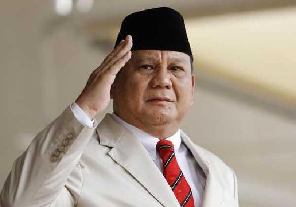 Prabowo Subianto: Demo Anarkis Tolak UU Cipta Kerja Dibiayai Asing