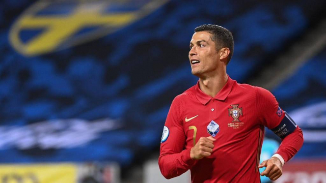 Cristiano Ronaldo Positif Covid-19 Tanpa Gejala