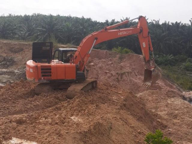 DLH Bengkalis Proses Pemberhentian Sementara Operasional PMKS PT SIPP di Duri