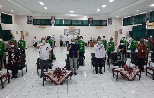Kemendes Latih Para Calon Transmigran untuk Mendukung Pengembangan Food Estate Kapuas