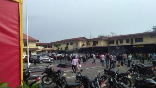 Pelaku Bom Bunuh Diri di Mapolrestabes Medan Berstatus Mahasiswa