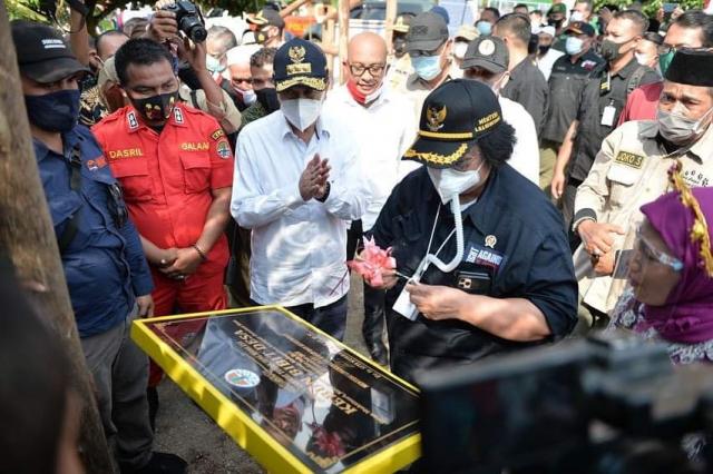 Menteri LHK Apresiasi Komitmen Gubernur Riau Pulihkan Lingkungan, Dukung Rencana Pemakaian Kantong Kresek Sekali Pakai