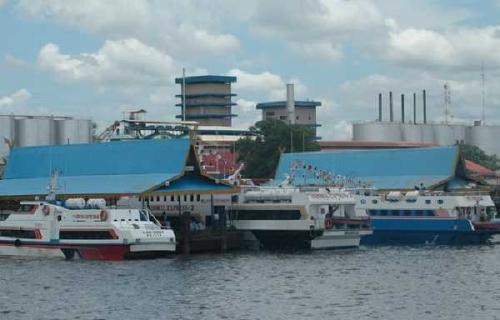 Cuaca Buruk, Otoritas Pelabuhan Dumai Keluarkan Edaran Agar Utamakan Keselamatan