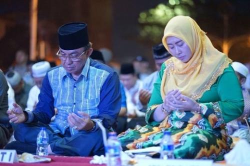 Sambut Tahun Baru, Pemkab Inhil Doa Bersama