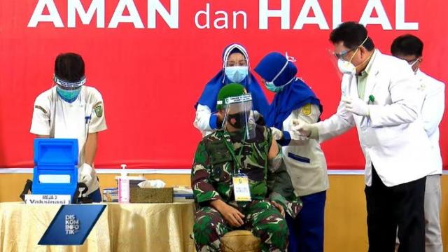 Dengan Berbagai Pertimbangan, Sejumlah Pejabat Forkopimda Riau Batal Divaksin