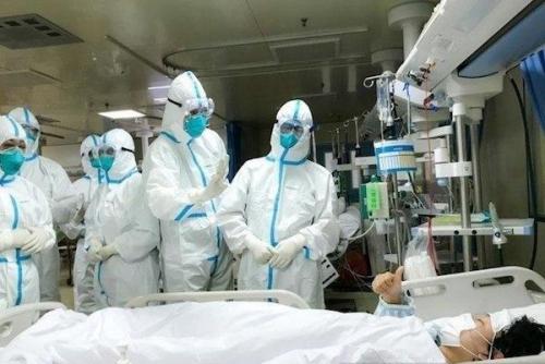 Virus Corona Sudah Renggut 1.483 Jiwa di China