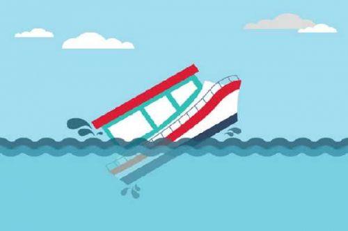 Tak Mau Berhenti, Kapal Bea Cukai Dumai Tabrak Kapal Penyelundup 30 Kg Sabu Asal Malaysia Hingga Tenggelam