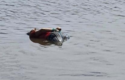 Terungkap, Ini Identitas Wanita yang Ditemukan Tewas Dalam Kondisi Terikat di Sungai Rokan Hilir