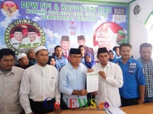 Syahroni Tua Akan Gantikan Noviwaldy Jusman di DPRD Riau