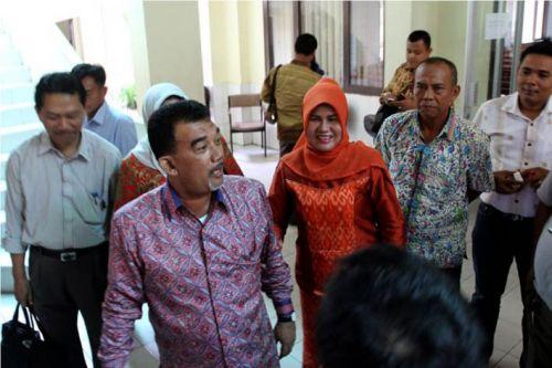 Diduga Lakukan Penganiayaan, Istri Bupati Kampar Diperiksa Polda Riau