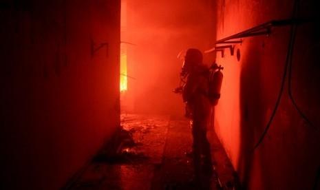Goriau Pusat Tahfiz Darul Quran Ittifaqiyah Terbakar 24 Santri Dan Guru Tewas