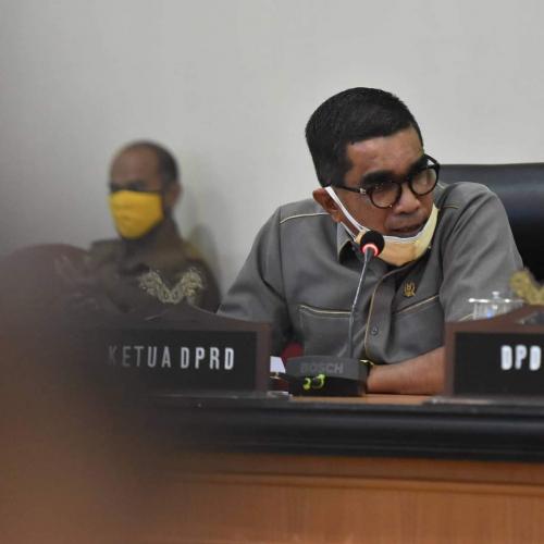APBN Lebih Banyak ke Jambi dan Sumbar, Ini Harapan Parisman Ihwan Pada Petarung-petarung Riau di Tingkat Pusat