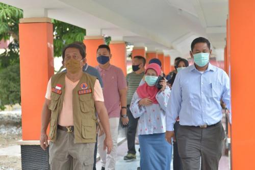 Pemerintah Pusat akan Bantu Sewa Hotel untuk Karantina Pasien Positif Covid-19 di Riau