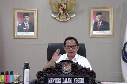 Mendagri Minta Kabupaten/Kota Tingkatkan Belanja Pelayanan Publik