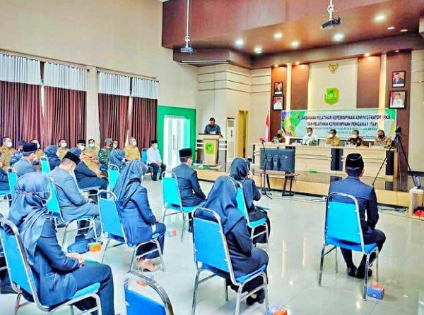 Perdana, Pemkab Meranti Gelar Pelatihan PKA dan PKP, Begini Respon DPRD
