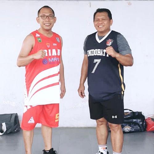 Tim Basket 3x3 Riau Masuk Grup B PON Papua, Ingin Ukir Sejarah