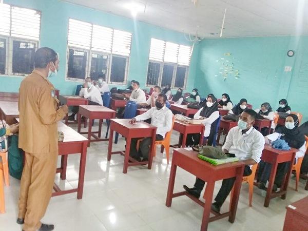 9 Peserta tak Ikut Ujian PPPK di Hari Pertama