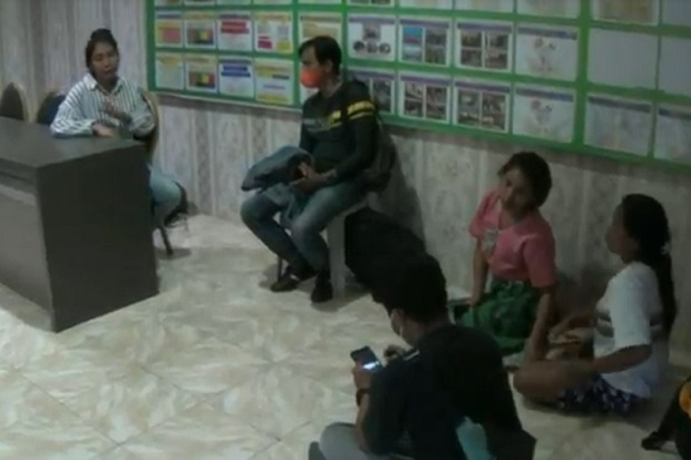 Akan Dijual ke Malaysia, 10 Wanita Muda Disekap di Kamar Hotel, Ditemukan Polisi dalam Kondisi Basah Kuyup