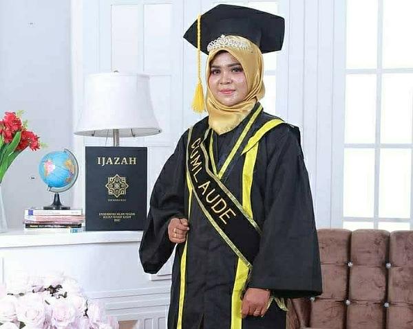 Nur Sakinah, Mahasiswa Pascasarjana UIN Suska Asal Selatpanjang Ikuti Simposium Internasional