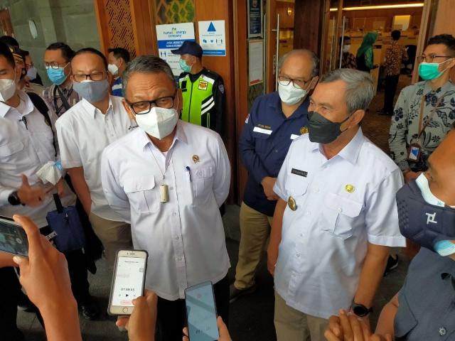 2023, Menteri ESDM Targetkan Produksi Minyak Blok Rokan 200 Ribu Barel per Hari