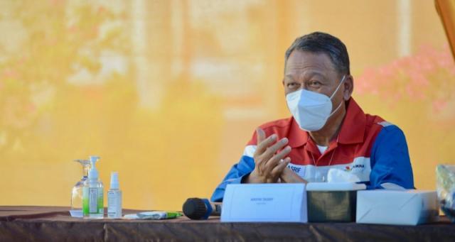 Tidak Tahu Solar di Riau Langka, Menteri ESDM: Stok Banyak, Apa Bocor?