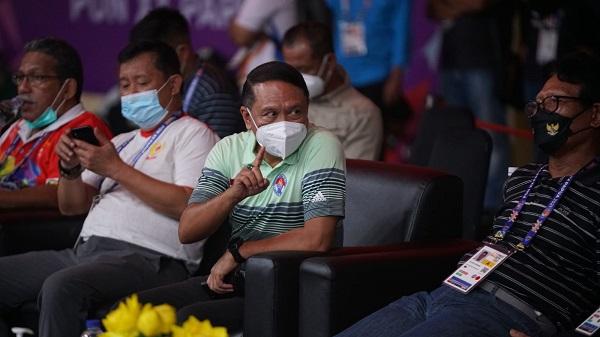 Menpora Amali Bangga Masih Ada Pemecahan Rekor di Saat Pandemi