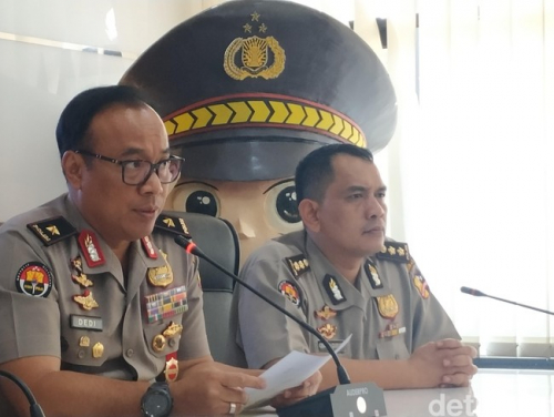 Polri Sebut 5 Terduga Teroris yang Ditangkap di Riau Kelompok JAD
