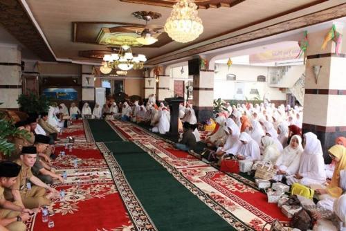 Peringatan Maulid Nabi Bersama BKMT Kota Pekanbaru