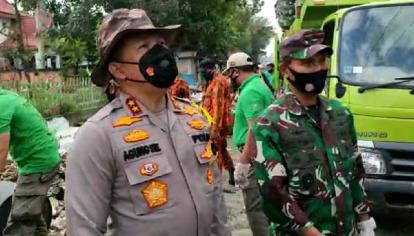 Polda Riau Selidiki Dugaan Kelalaian DLHK Terkait Sampah di Pekanbaru