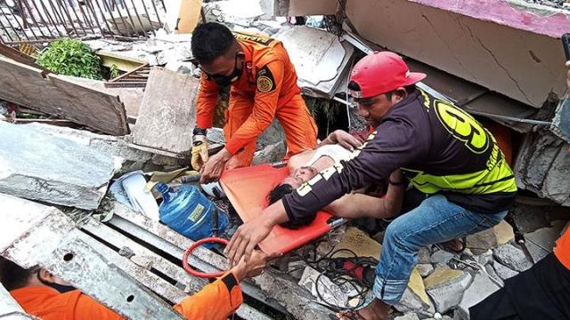 Korban Tewas Akibat Gempa di Sulbar Jadi 34 Orang, Terbanyak di Mamuju