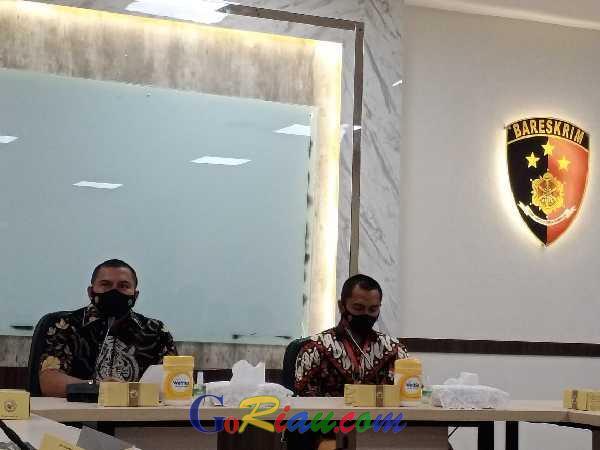 Polda Riau Jadwalkan Pemeriksaan Kadis dan Kabid DLHK Terkait Dugaan Kelalaian Pengelolaan Sampah di Pekanbaru